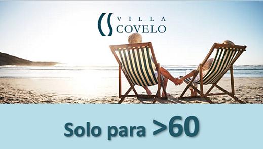 SOLO PARA MAYORES DE 60 - Desde 44€