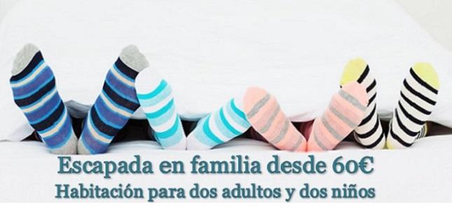 Especial familias 2 más 2