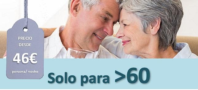 SOLO PARA MAYORES DE 60 - Desde 49€