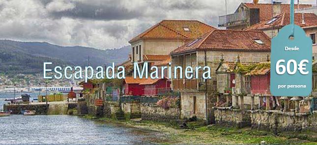 Escapada Marinera desde 60 €