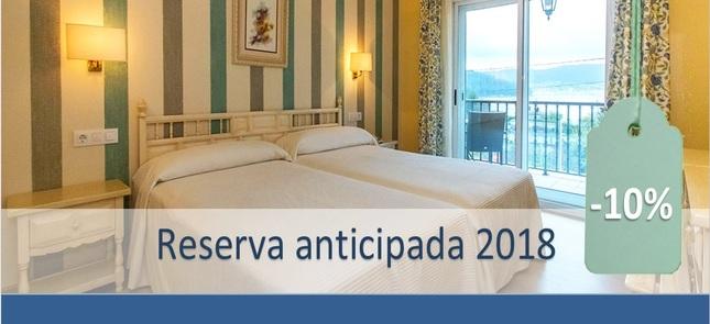 reserva anticipada 2018
