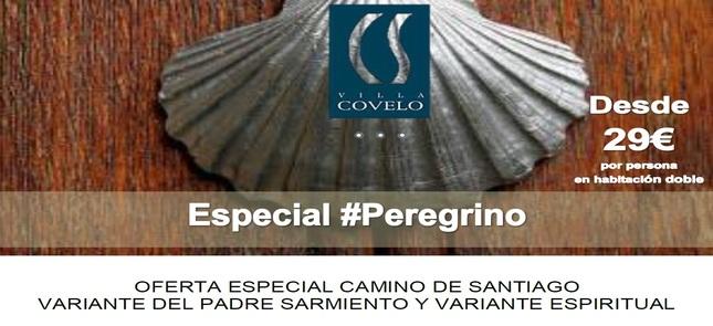 Promoción especial Peregrinos